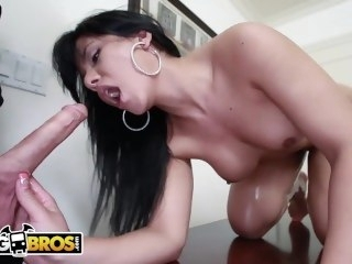 BANGBROS - Thicc Latina Rose Monroe Getting Her Big Ass Banged Hard latina latin