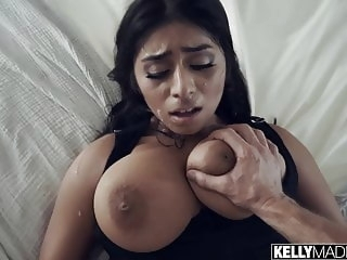 Viole Myers Big Natural Tits Get Her Filled With Jizz creampie blowjob