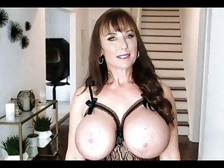 Huge titties Mature in her 1st boy-girl hardcore scene hardcore blowjob