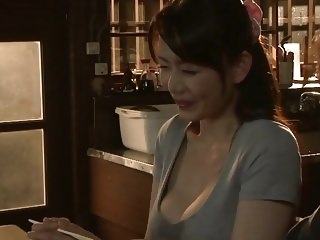 Night Visiting for Stepmother japanese mature