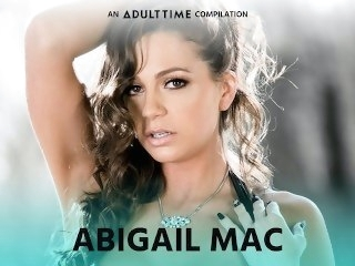 ADULT TIME Abigail Mac ALL GIRL Compilation - Orgy, Scissoring & More! lesbian adulttime